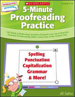 5-Minute Proofreading Practice (Optimized eBook)