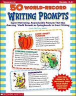 50 World-Record Writing Prompts (Enhanced eBook)