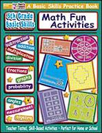 5th Grade Basic Skills: Fun Math Activities (Enhanced eBook)