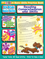 5th Grade Basic Skills: Reading Comprehension and Skills (Enhanced eBook)