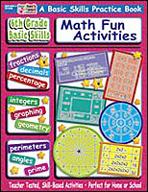 6th Grade Basic Skills: Fun Math Activities