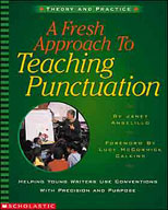 A Fresh Approach to Teaching Punctuation