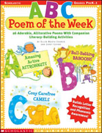 ABC Poem of the Week