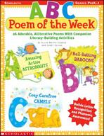 ABC Poem of the Week (Enhanced eBook)