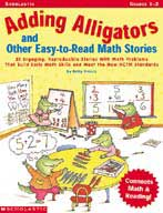 Adding Alligators and Other Easy-to-Read Math Stories