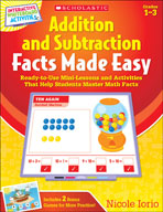 Addition and Subtraction Facts Made Easy (SMART Board Version)