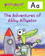 AlphaTales: A: The Adventures of Abby the Alligator (Enhan