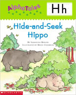AlphaTales: H: Hide-and-Seek Hippo