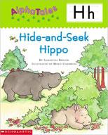 AlphaTales: H: Hide-and-Seek Hippo