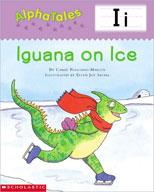 AlphaTales: I: Iguana on Ice (Enhanced eBook)