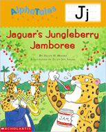 AlphaTales: J: Jaguar's Jungleberry Jamboree