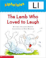 AlphaTales: L: The Lamb Who Loved to Laugh (Enhanced eBook)