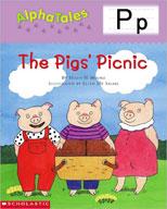 AlphaTales: P: The Pigs Picnic (Enhanced eBook)