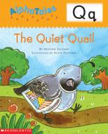 AlphaTales: Q: The Quiet Quail (Enhanced eBook)