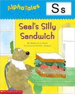 AlphaTales: S: Seal's Silly Sandwich (Enhanced eBook)