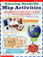 Amazing Hands-on Map Activities