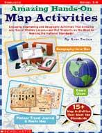Amazing Hands-on Map Activities (Enhanced eBook)