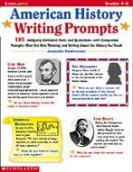 American History Writing Prompts (Enhanced eBook)