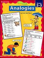 Analogies: Grades 2-3