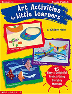 Art Activities for Little Learners (Enhanced eBook)