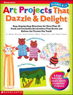 Art Projects That Dazzle & Delight (Enhanced eBook)