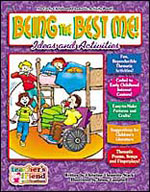 Being the Best Me! Early Childhood Thematic Books (Enhanced eBook)