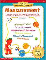 Best-Ever Activities for Grades 2-3: Measurement (Enhanced eBook)