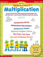 Best-Ever Activities for Grades 2-3: Multiplication