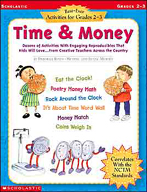 Best-Ever Activities for Grades 2-3: Time & Money (Enhanced eBook)