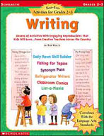 Best-Ever Activities for Grades 2-3: Writing