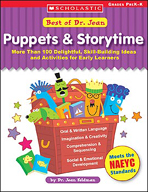 Best of Dr. Jean: Puppets & Storytime (Enhanced eBook)