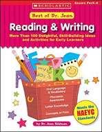 Best of Dr. Jean: Reading and Writing (Enhanced eBook)