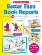 Better Than Book Reports (Enhanced eBook)