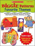 Biggie Patterns: Favorite Themes (Enhanced eBook)