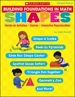 Building Foundations in Math: Shapes (Enhanced eBook)