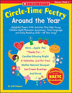 Circle-Time Poetry: Around the Year