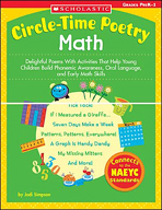 Circle-Time Poetry: Math (Enhanced eBook)