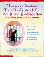 Classroom Routines That Really Work for Pre-K and Kindergarten (Enhanced eBook)