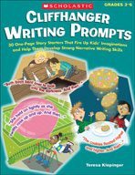 Cliffhanger Writing Prompts