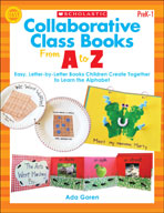Collaborative Class Books From A to Z (Enhanced eBook)