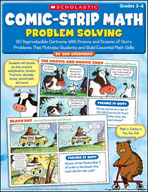 Comic-Strip Math: Problem Solving (Enhanced eBook)