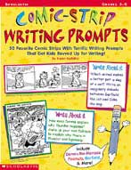 Comic-Strip Writing Prompts