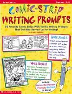 Comic-Strip Writing Prompts (Enhanced eBook)