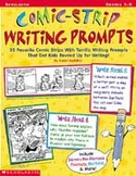 Comic-Strip Writing Prompts (Enhanced eBook)