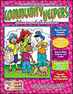 Community Helpers Early Childhood Thematic Books