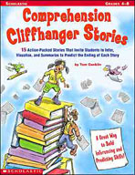 Comprehension Cliffhanger Stories (Enhanced eBook)
