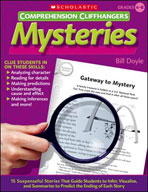 Comprehension Cliffhangers: Mysteries (Enhanced eBook)