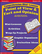 Comprehension Mini-Lessons: Point of View and Fact and Opinion (Enhanced eBook)