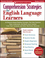 Comprehension Strategies for English Language Learners (Enhanced eBook)