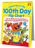 Count Up to the 100th Day Flip Chart (Enhanced eBook)